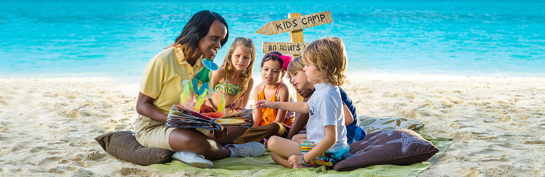 Kids Camp At Beaches Resorts