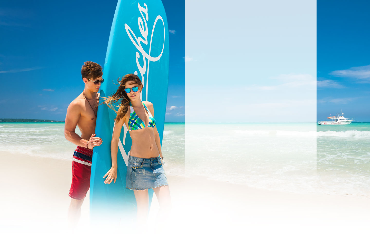 All inclusive vacations premium wedding packages luxury for Best all inclusive beach