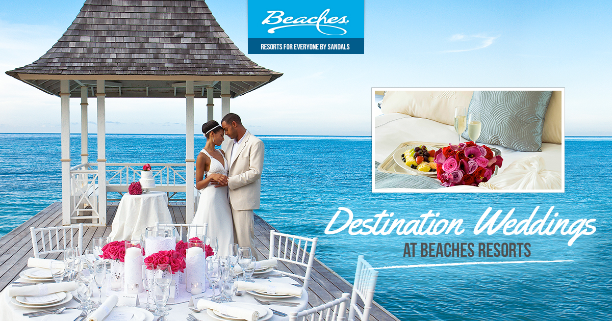 All-Inclusive Destination Wedding Group Packages | Beaches