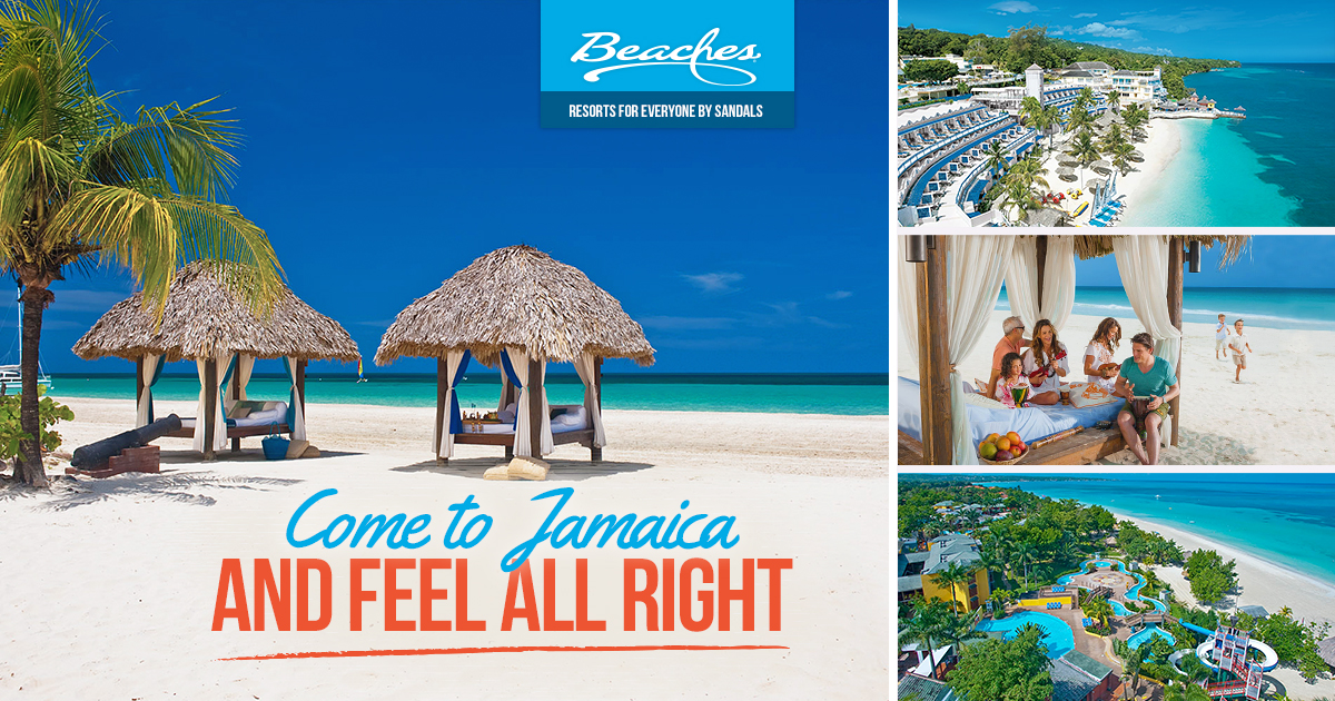 All Inclusive Jamaica Vacation Resort Packages