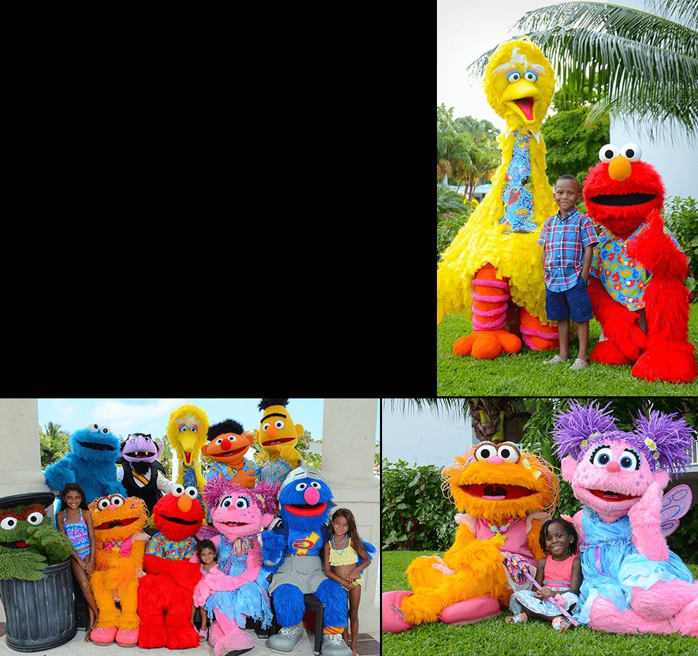 Sesame PhotoShoot
