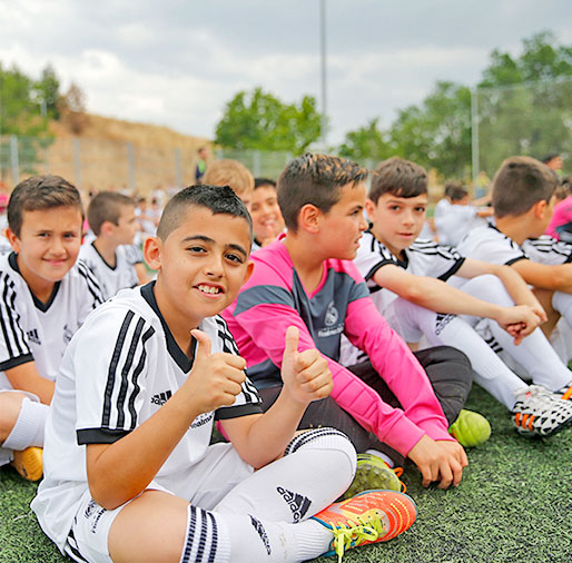 Liv Plus Events: Real Madrid Clinic Inclusions