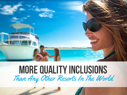 Turks And Caicos All Inclusive Family Resort Beaches