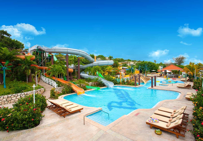 Pirate Island Waterpark At Ocho Rios Resort Beaches