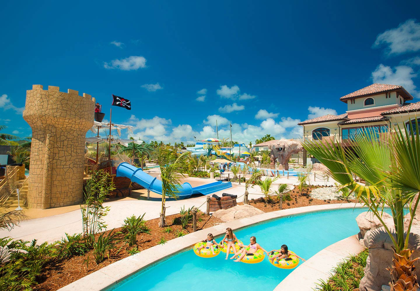 Pirate Island Waterpark at Turks & Caicos Resort | Beaches