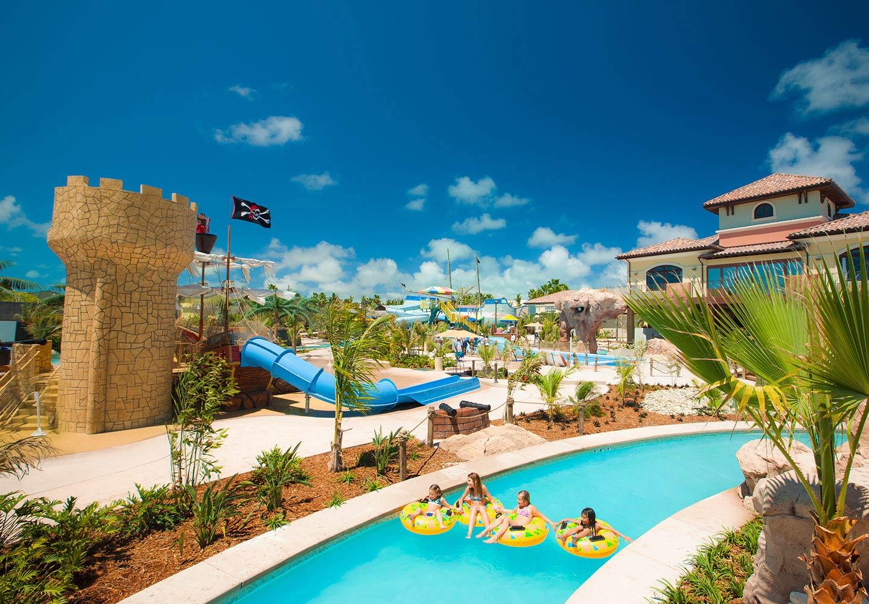 Pirate Island Waterpark At Turks Amp Caicos Resort Beaches