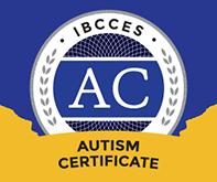 Autism Certificate