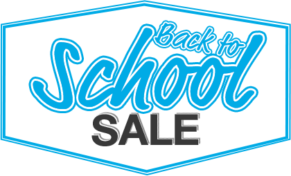 Beaches Back to School Sale 2016