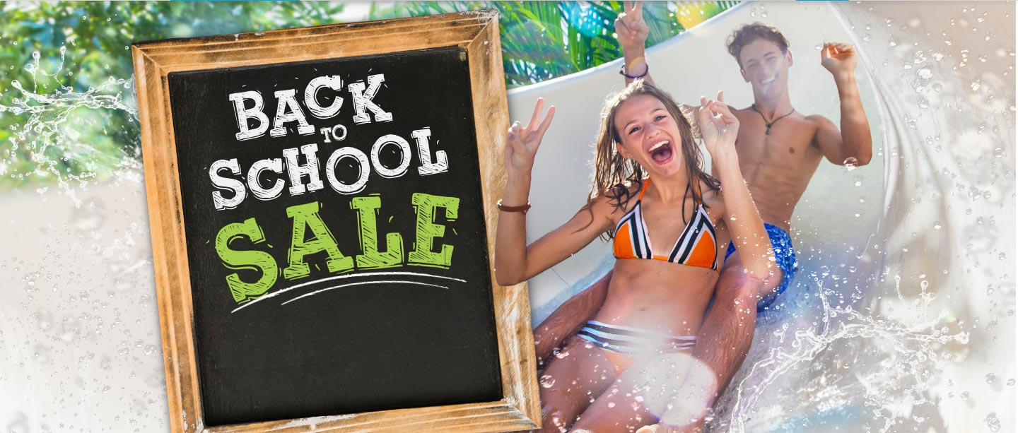 Back to School Sale 2017