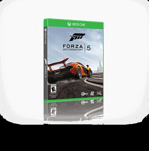 XBOX Forza Game
