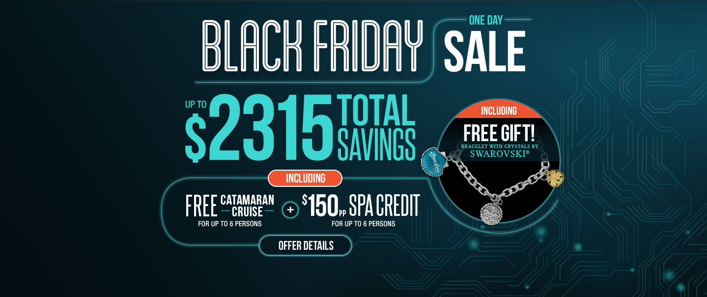Caribbean all inclusive resorts vacation packages beaches for Black friday vacation deals all inclusive