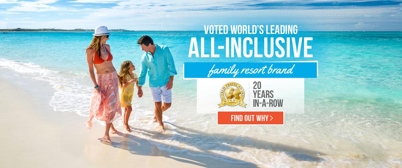 Caribbean AllInclusive Resorts Vacation Packages Beaches - All inclusive family resorts caribbean