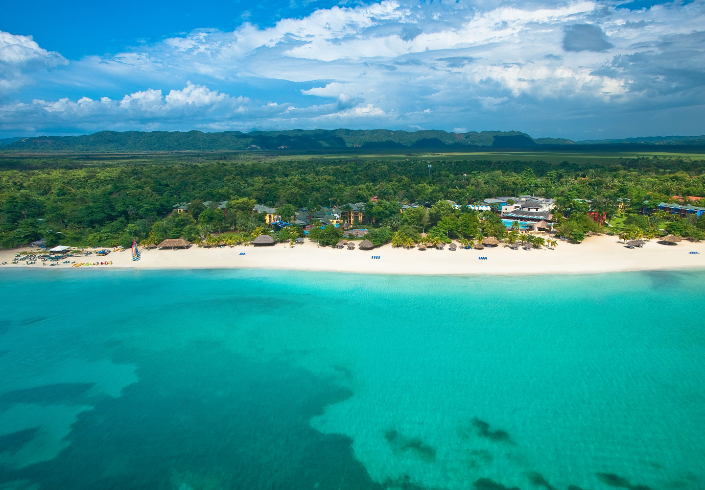 Image gallery negril jamaica for The best beach vacations