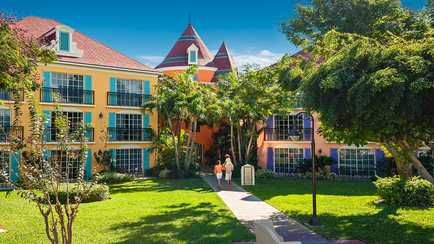 French Village At Turks Amp Caicos Resort Beaches
