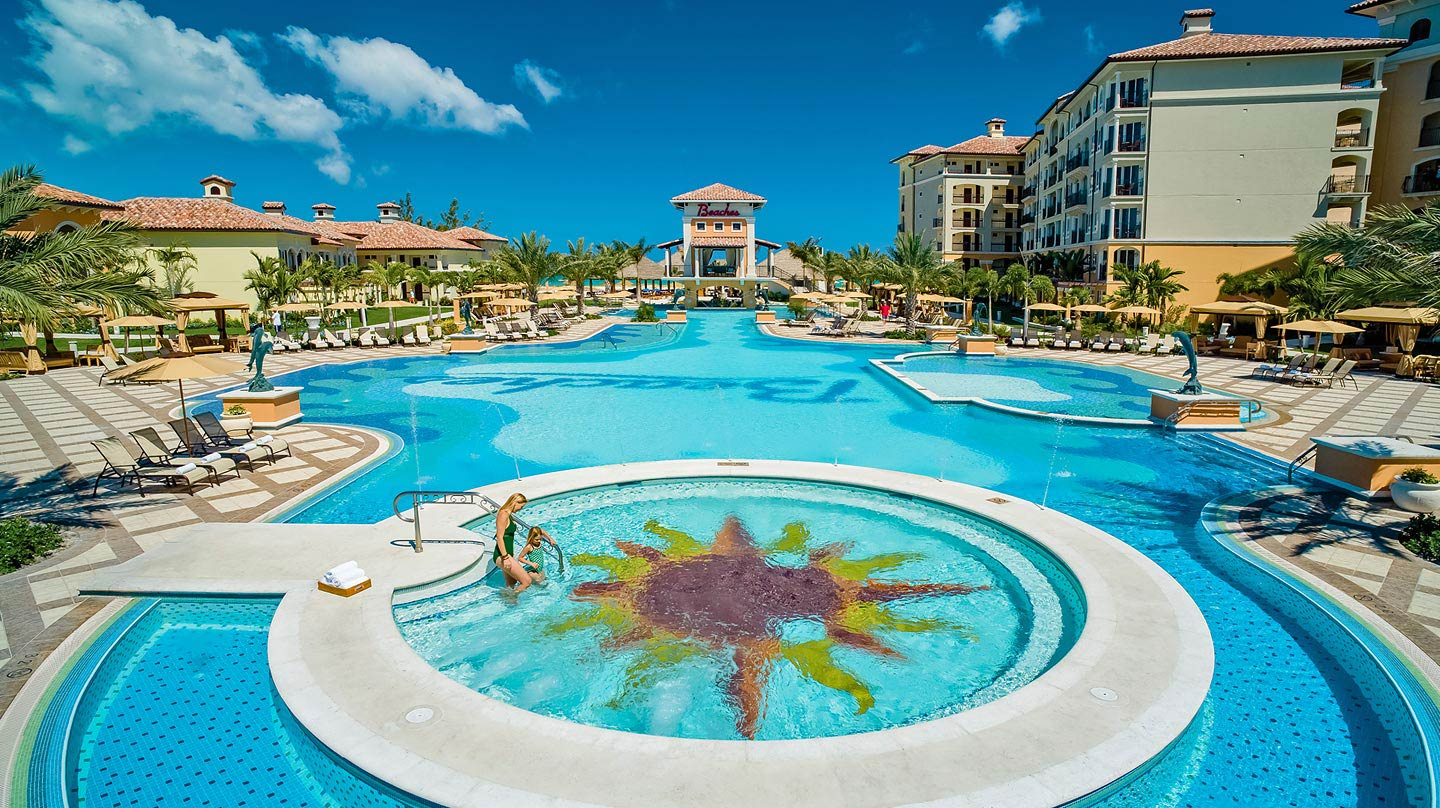 All Inclusive Resort in Turks  Caicos at Beaches  Turks