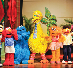 Sesame Street Resort: Caribbean Adventures For Kids | Beaches
