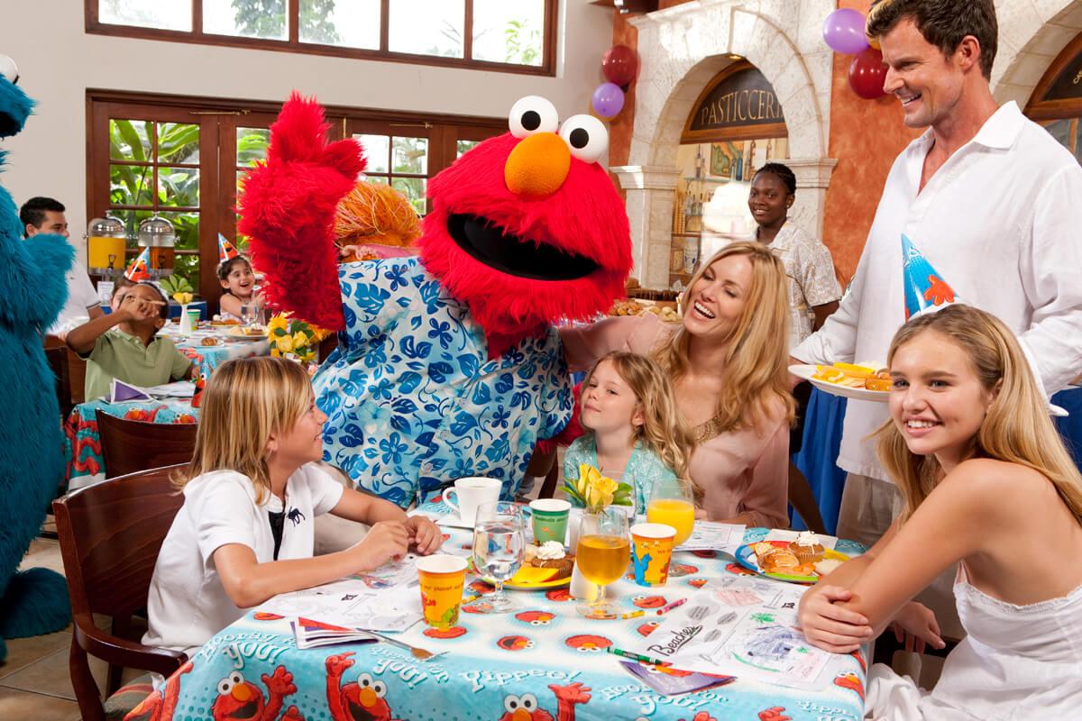 Sesame Street Resort: Caribbean Adventures For Kids | Beaches