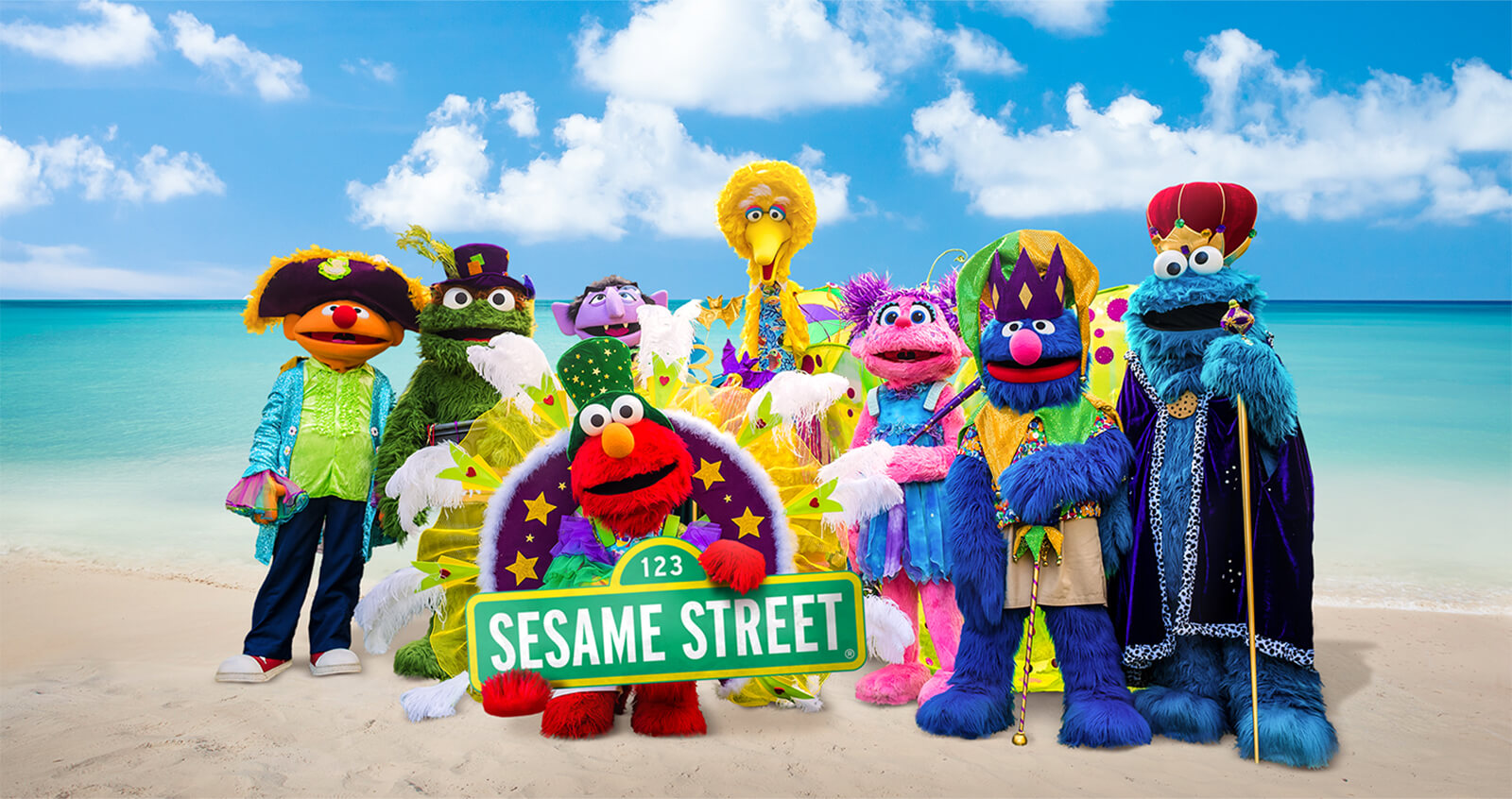 Sesame Street Resorts Vacation Packages Beaches
