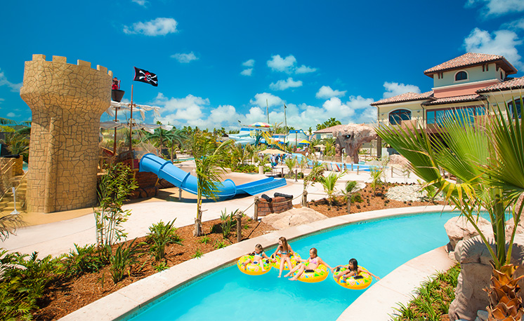 Pirates Island Water Parks At Beaches All Inclusive