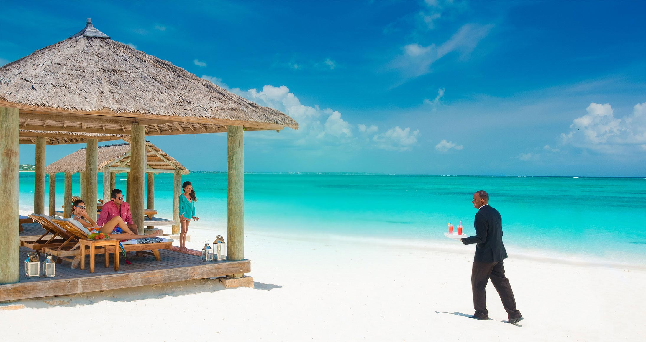514d6a990586ce Butler Service at All-Inclusive Caribbean Resorts