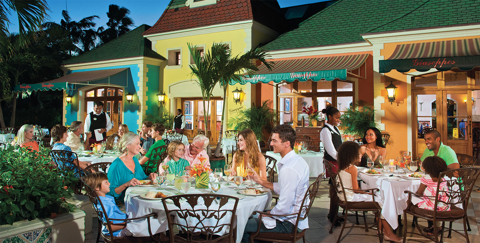 All-Inclusive Restaurants & Dining Experiences   Beaches