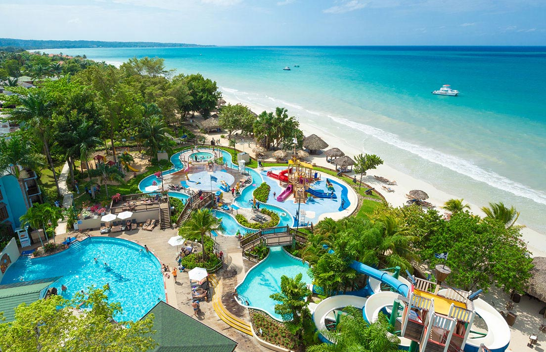 Negril Island Waterpark