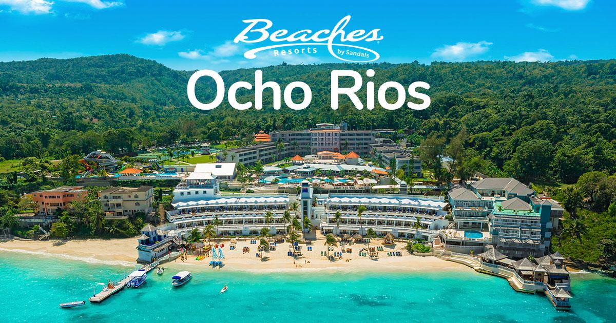 Beaches Ocho Rios All Inclusive Family Resort In Jamaica
