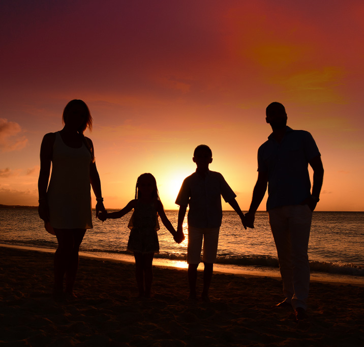 Family Pictures In The Beach: Photo & Video Services At Our Resorts