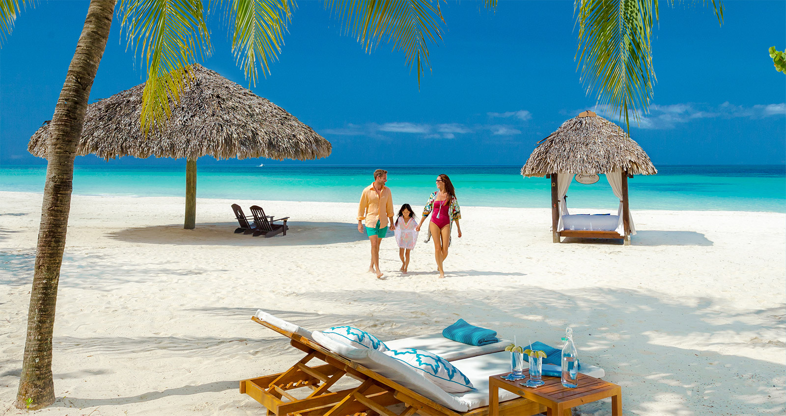 Caribbean Family Friendly AllInclusive Resorts  Beaches