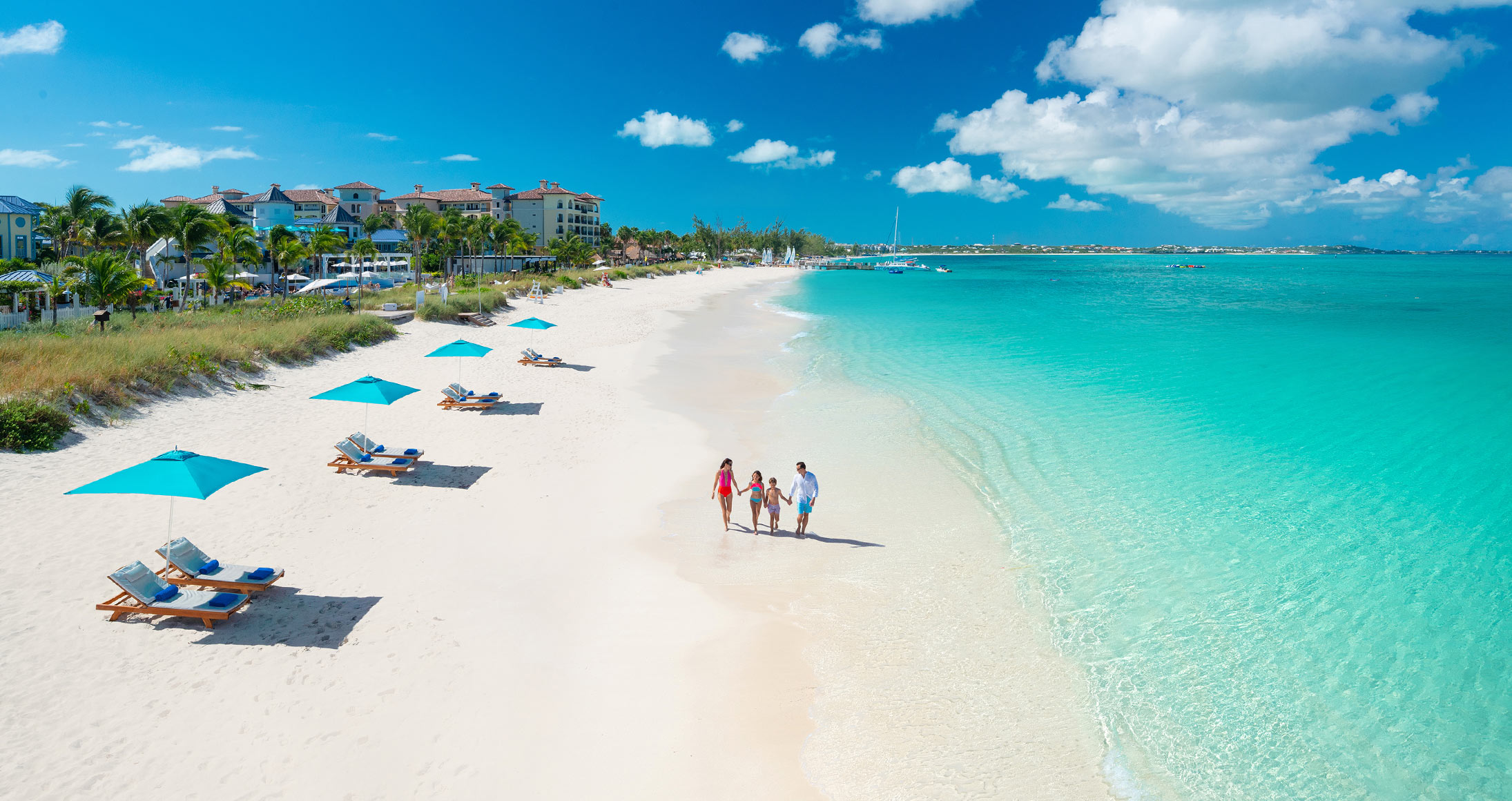 BEACHES Turks & Caicos: 5 All-Inclusive Resorts in 1