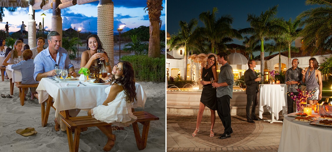 Italian Village At Turks Amp Caicos Resort Beaches