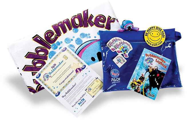 The Bubblemaker Crewpack