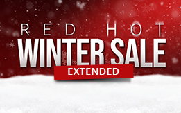 Extended Red Hot Winter Sale