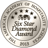 6 Star Diamond Award