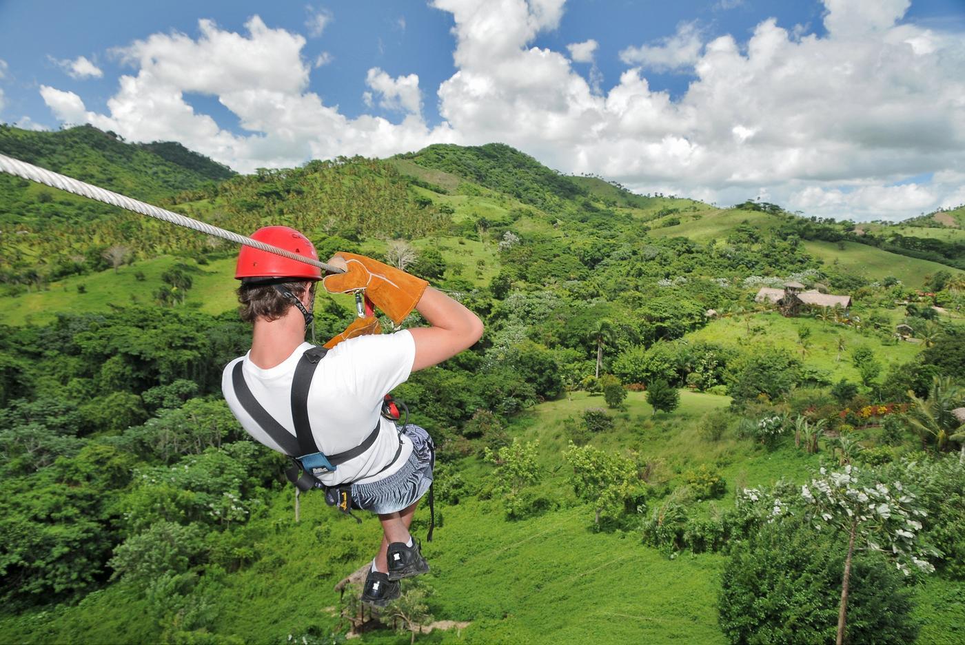 zip punta cana dominican republic line adventures ziplining tours zipline ziplines lines adventure canopy tour caribbean runners puntacana bavaro activities