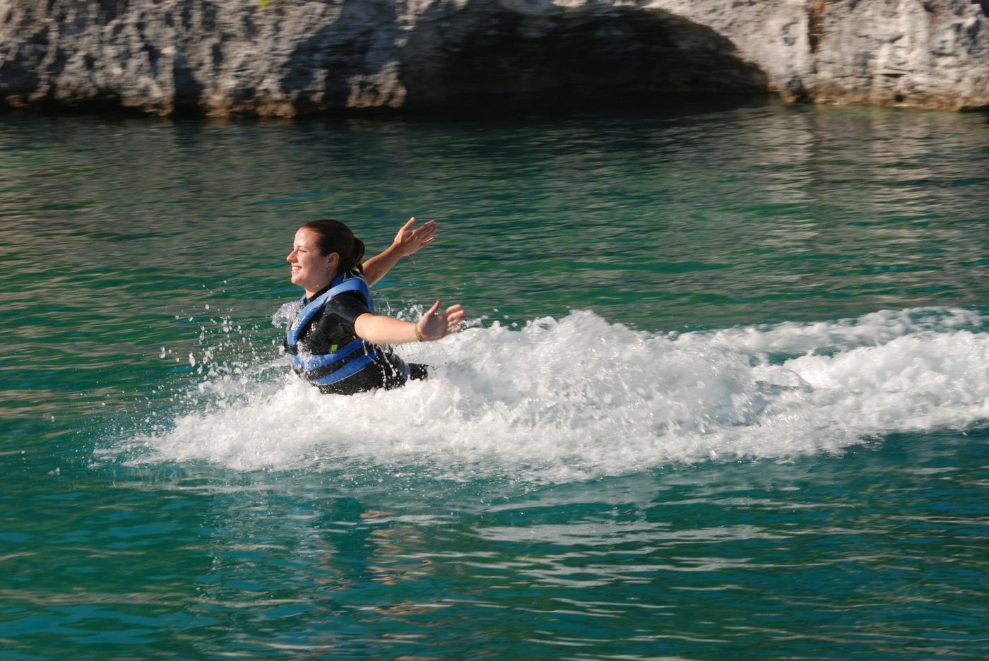 Dolphin Swim From Nassau Caribbean Island Adventure