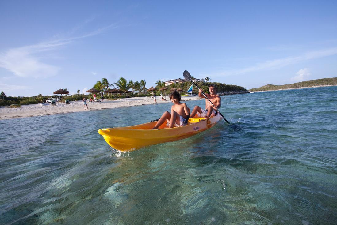 Aruba Kayak Tour