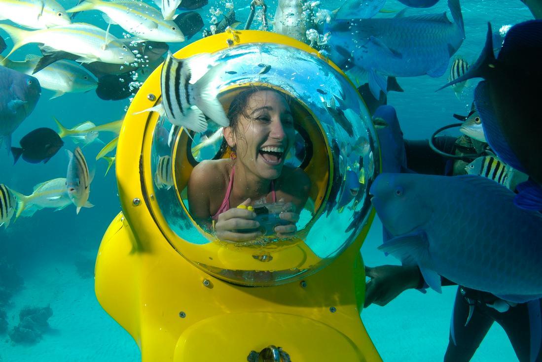 nassau sub bahamas adventure