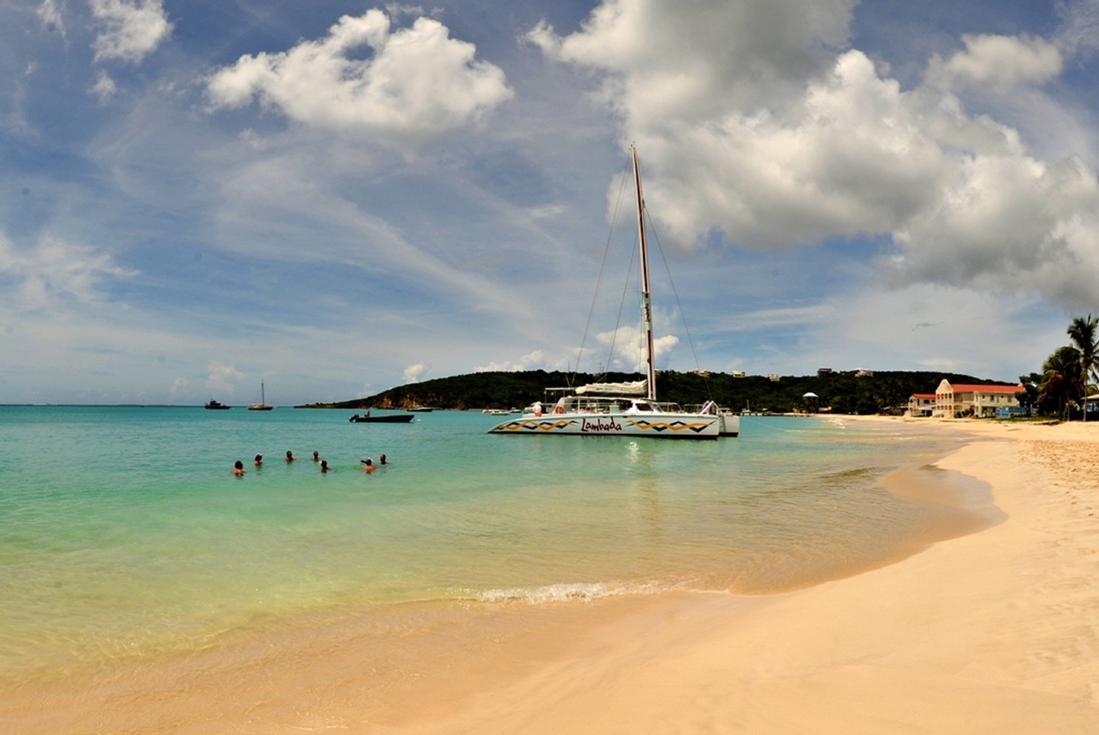 catamaran cruises st. maarten