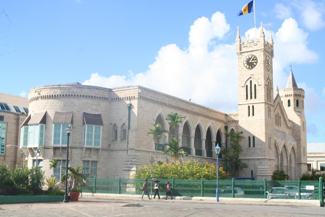 Barbados walking tour