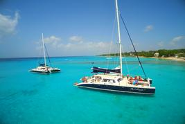 barbados catamaran cruise