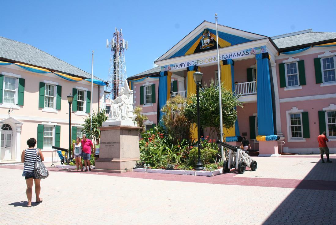 Nassau City Tour Island Routes