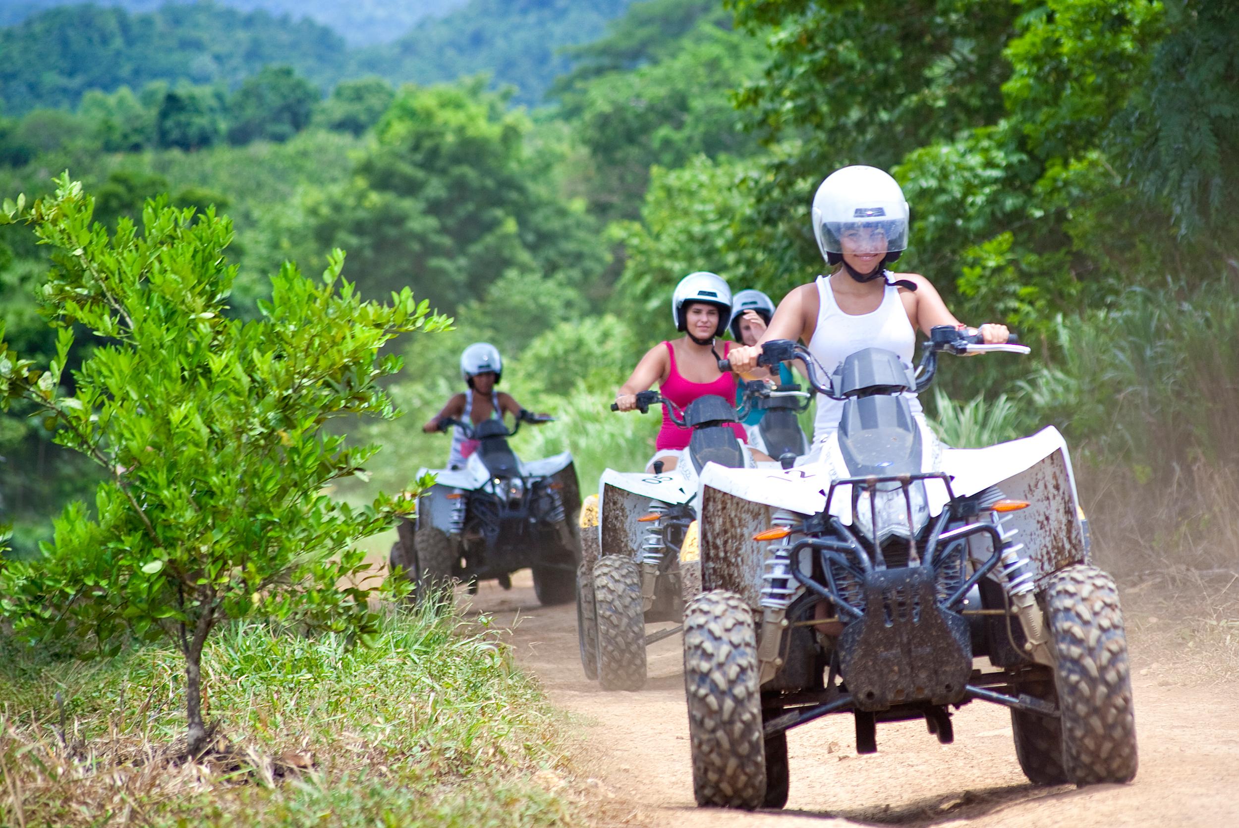 Atv Tours Ocho Rios Jamaica