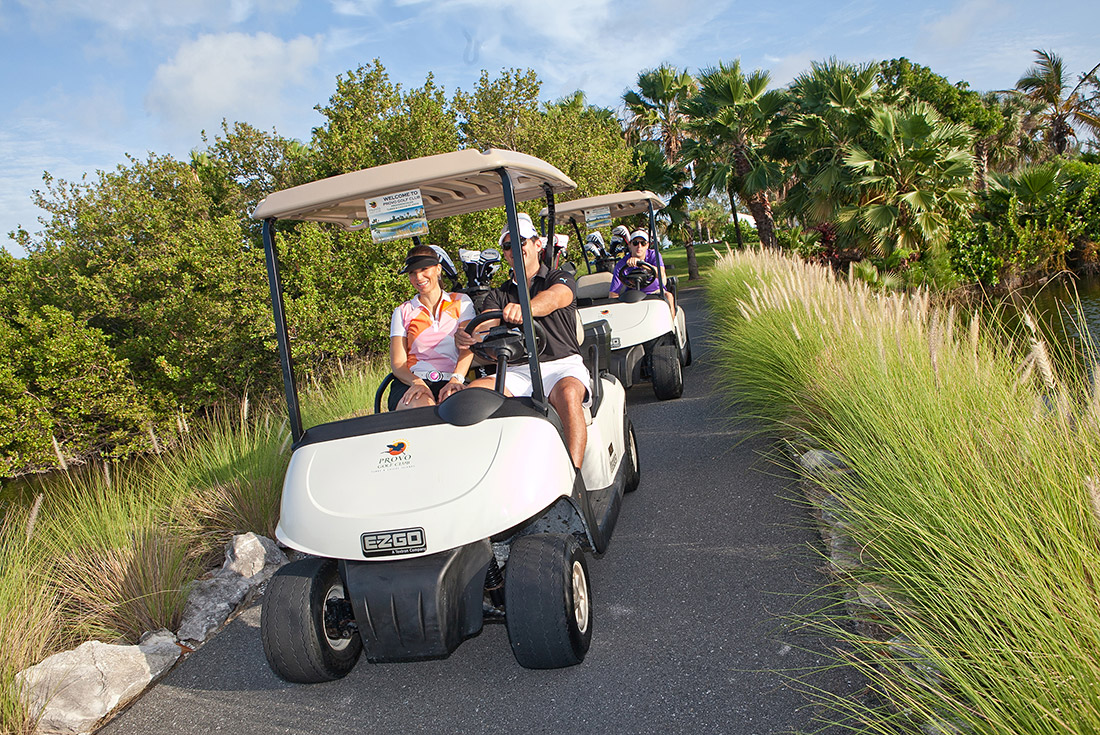 turks and caicos golf