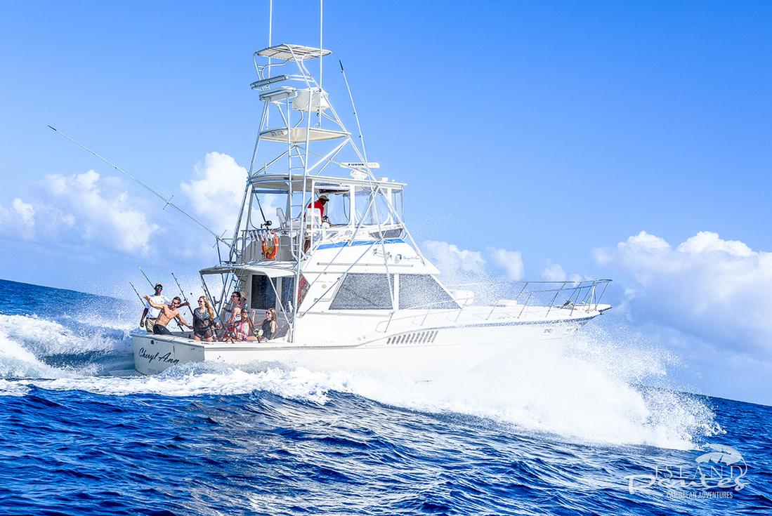 Deep Sea Fishing Jamaica Island Routes