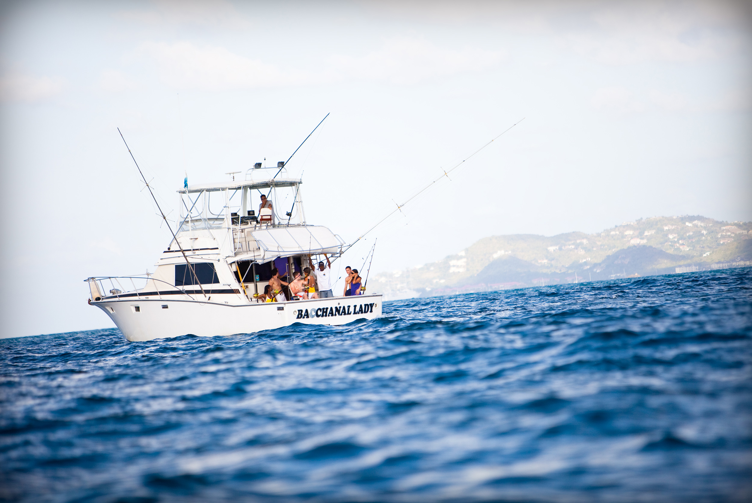 Caribbean island adventure sightseeing tours in jamaica for St maarten fishing