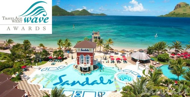 Awarded For Its Third Consecutive Year Sandals Resort Is Excited To Take Home Best All Inclusive Hotel Chain Of The Caribbean From This S