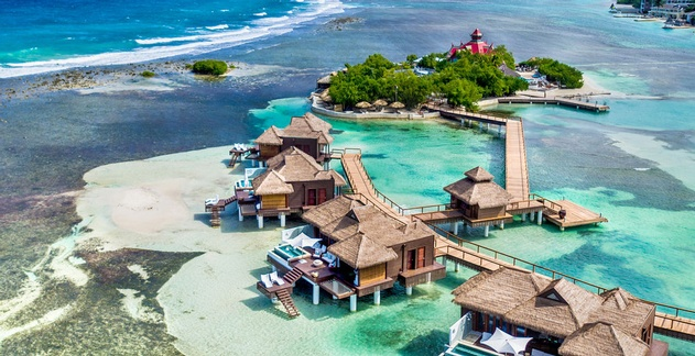 ISLANDS Names Sandals Royal Caribbean as One of the 20 Best