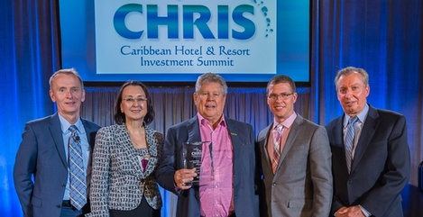 Chairman and Founder of Sandals Resorts International Honored with Lifetime Achievement Award