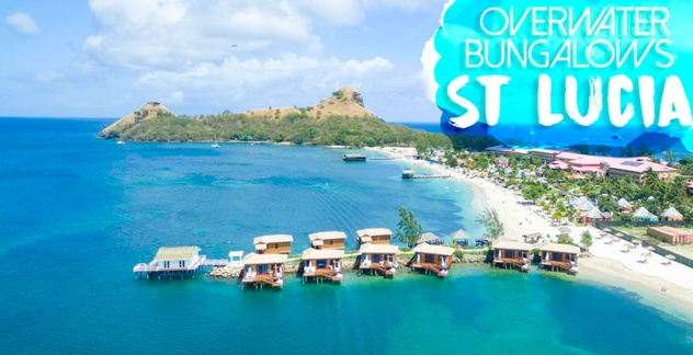 Sandals Grande St Lucian Opens Nine New Over The Water